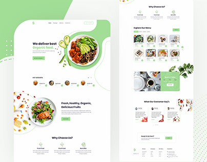 Daas Restaurant home page