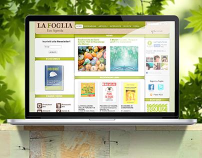 Eco Agenda - Magazine - Branding - Graphics - Web