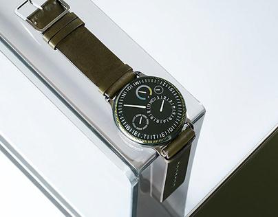 Ressence Type 3X Watch
