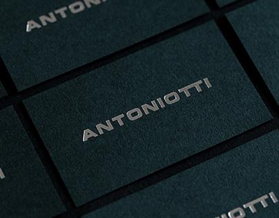 Antoniotti - Brand Identity