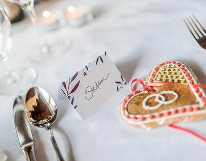 Drucksorten für Hochzeit
