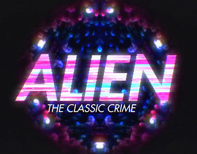 The Classic Crime - Alien (Official Lyric video)