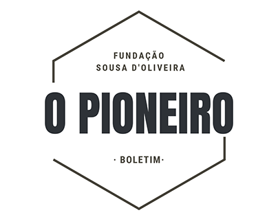 O Pioneiro - Newsletter Logo Design