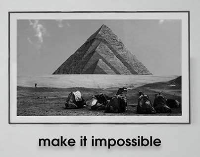 Adidas Advertisement Project / Make it Impossible