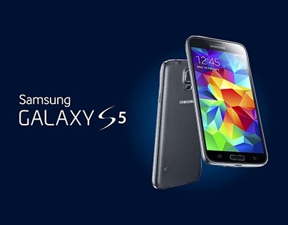 SAMSUNG GS5 website (personal project)