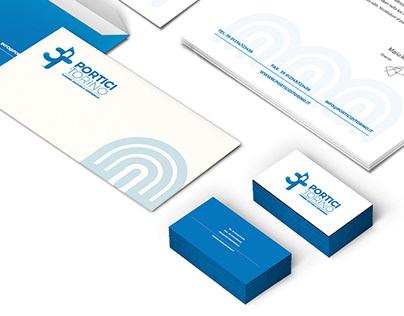 PORTICI DI TORINO   Concept Branding