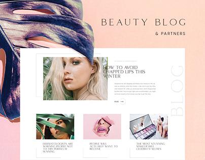 beauty Blog & partners