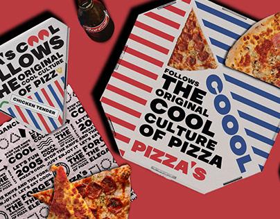 피자스쿨 리브랜딩/pizza school rebranding