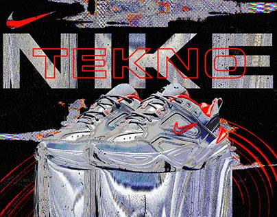 Nike M2K Tekno Spec Design