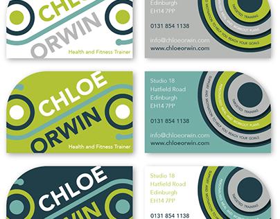 Personal Work: Chloe Orwin Fitness Professional