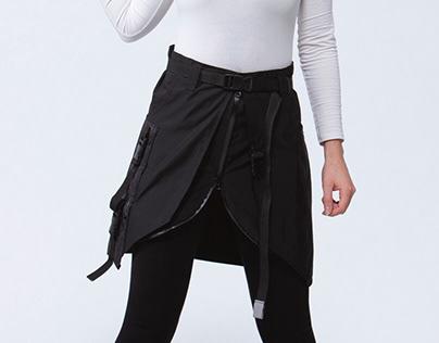 Project I Transformer-Skirt