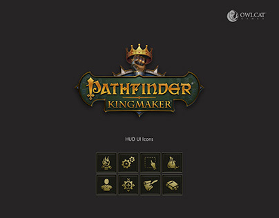 Pathfinder: Kingmaker - UI Design
