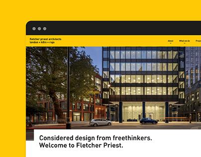 Fletcher Priest Web Design
