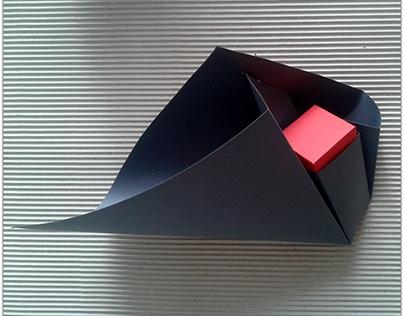Cube carton