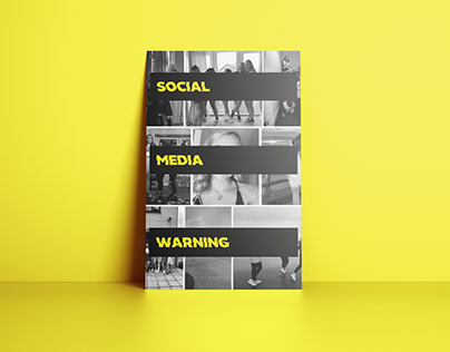 SOCIAL MEDIA WARNING (leaflets)