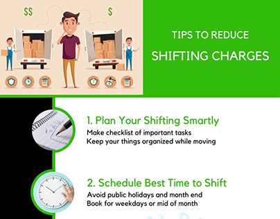 Tips to Reduce Home Shifting Charges