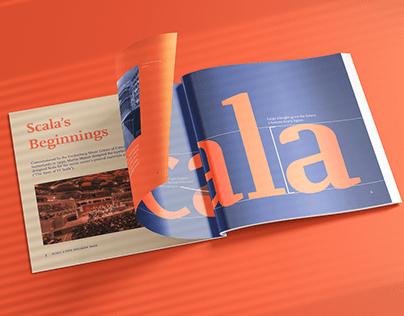 Scala: A Type Specimen Book