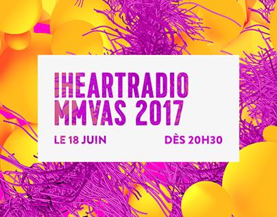 I Heart Radio- MMVA's - Vrak - 2017