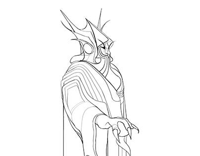 King Orietes