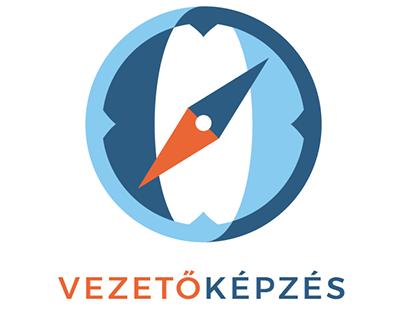 Vezetőképzés logó