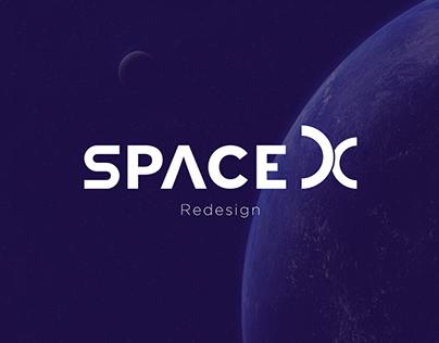 SpaceX - Rebrand
