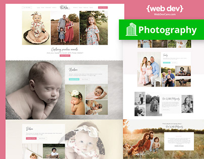 Rose Webb Redesign by {web Lakeland}