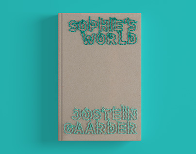 Sophie's World - Book Cover