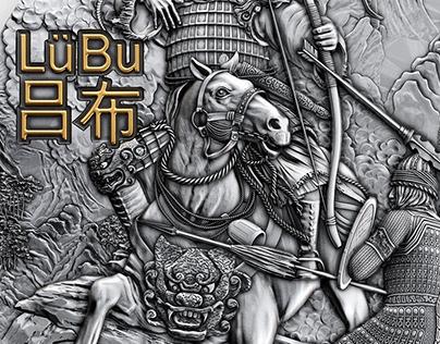 3D for LU BU coins