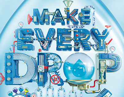 Singapore World Water Day Key Visual