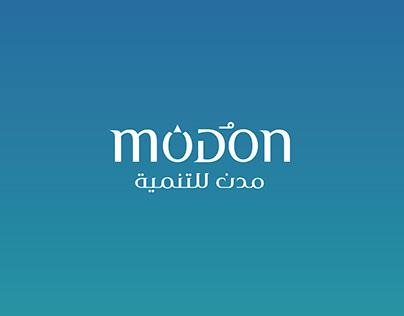 MODُON مدن للتنمية