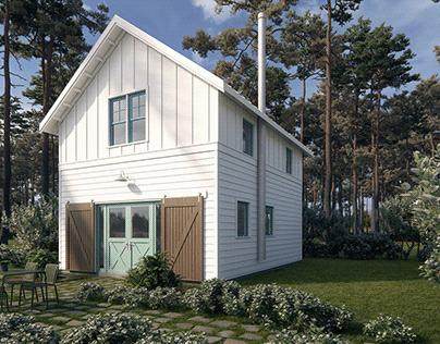 Little John House Rendering