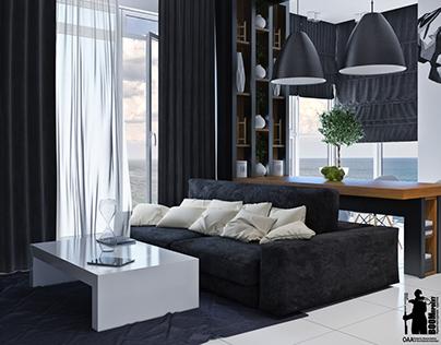 Odessa Apartment .Kadorr-8