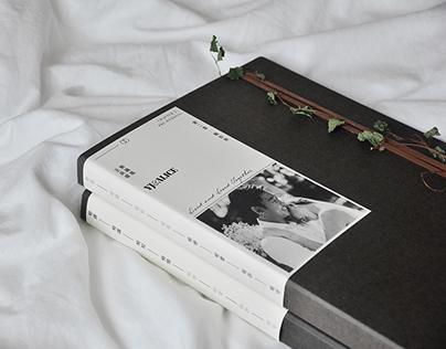 YJ+ALICE / Wedding Album Kit