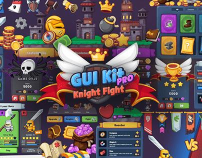 GUI Kit Pro - Knight Fight