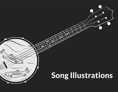 Passion Project: Song Illustrations