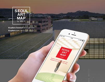 Seoul Art Map