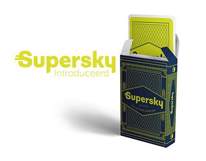 Supersky Sollicitatie Kaarten