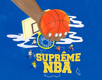 Suprême NBA - Arte Radio