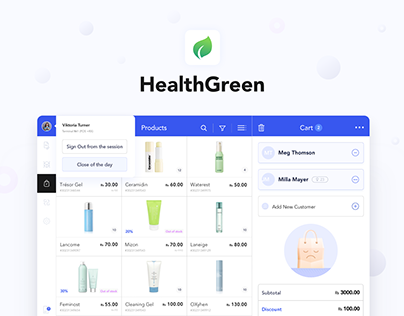 Health Green Product