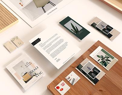 Brand – Paper Free Mockup