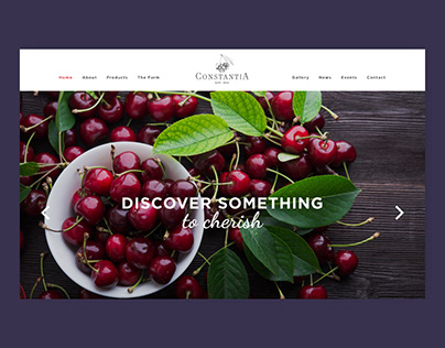 Cherry farm website