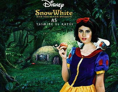 The Egyptian's Snow White (YASMINE EL RAYES )