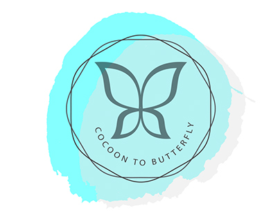 Cocoon to Butterfly branding