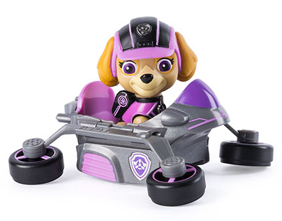 Paw Patrol - Mission Paw Mini Vehicles