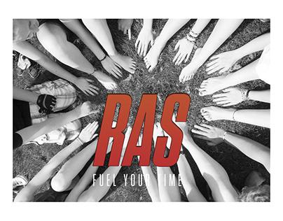 """Branding Proposal - """"RAS"""" Associazione Culturale"""