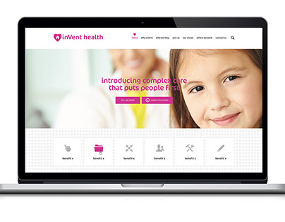 InVent Health Website