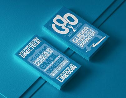 Le GAO de Nanterre - Brand Design
