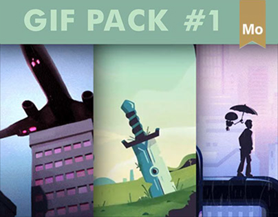 GIF PACK #1