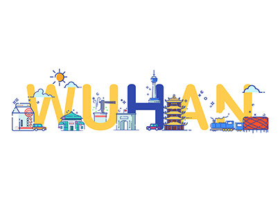 Wuhan,everday is same.