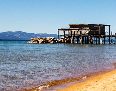 Tahoe Afternoon